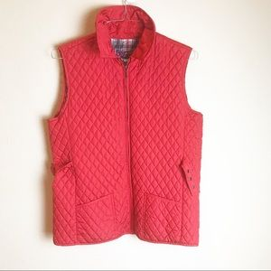 Quilted vest xl